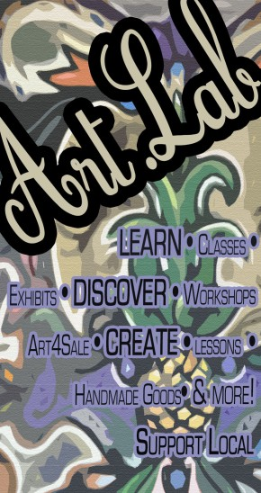 Art.Lab February|March Schedule