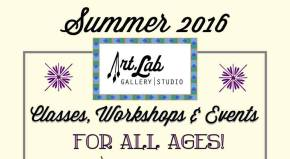 Summer 2016 at Art.Lab!